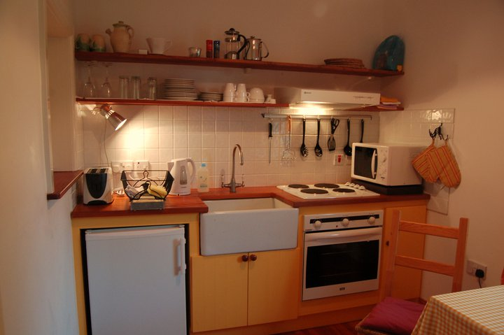 Beaufort lodge 4 bed and breakfast and selfcatering for Kitchen design normal